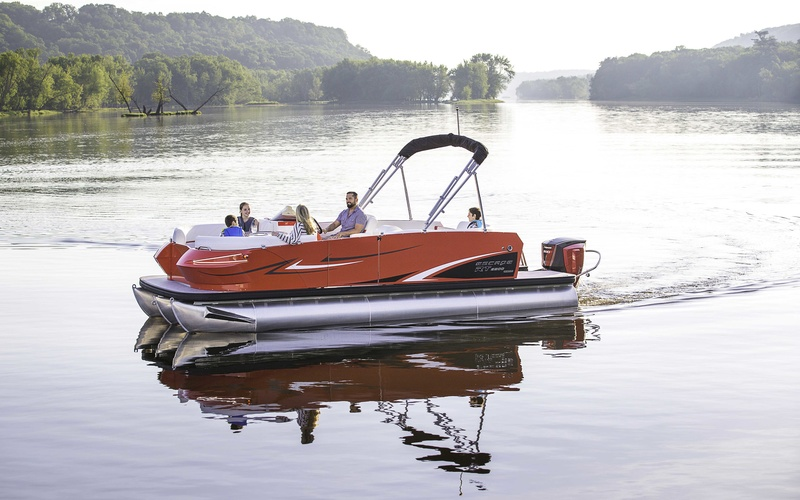 Escape 2000 RT Twin Cruiser