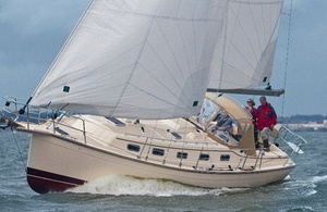Island Packet Yachts IP360