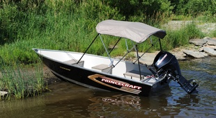 Princecraft Yukon DL BT