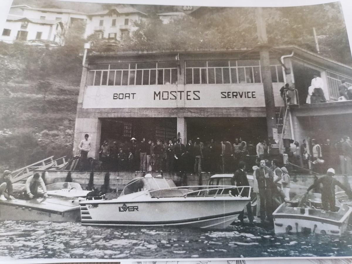 Cantieri Nautici A. Mostes