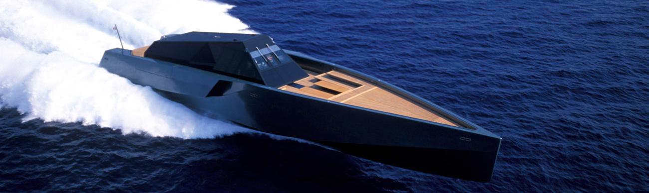 Стильные, минималистичные лодки, непохожие на другие
