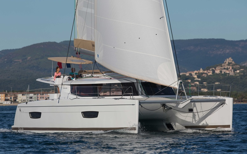 Fountaine Pajot Hélia 44 Evolution