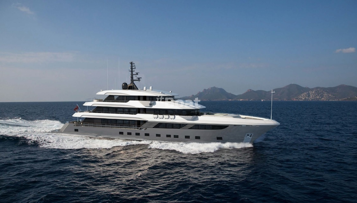 2020, Majesty Yachts 175