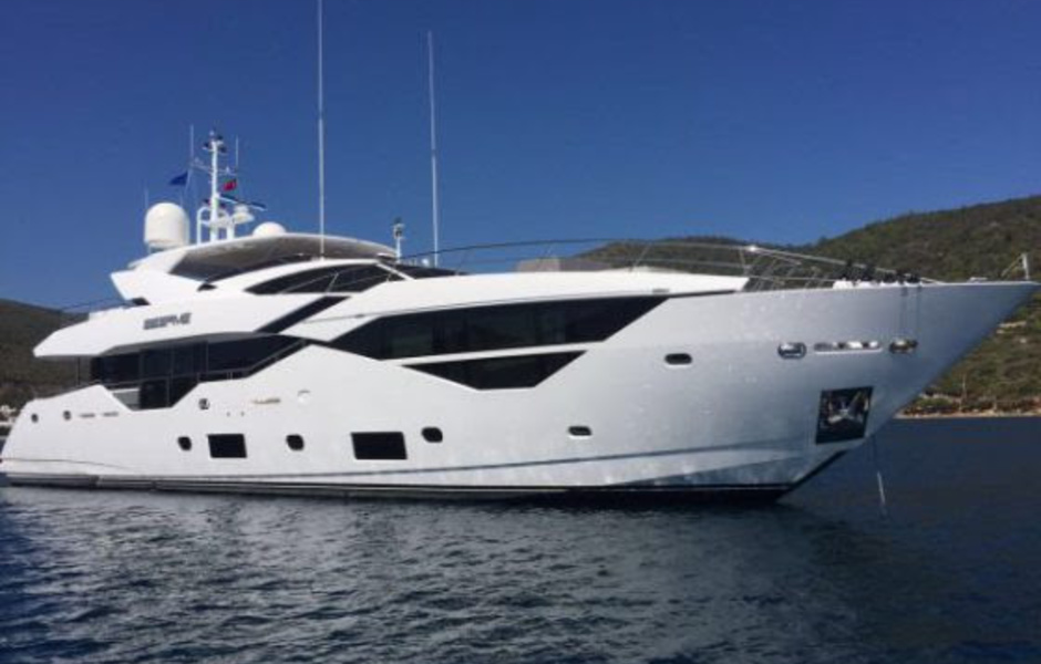 Sunseeker 116 Seasame