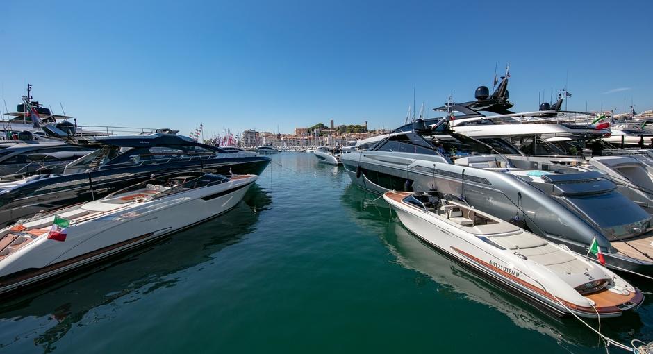 Cannes Yachting Festival 2018. Фото Abracadabra Studios.