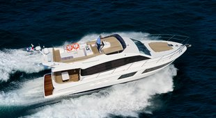 Majesty Yachts Majesty Yachts 48