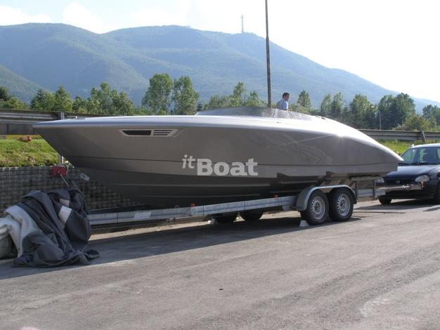 porsche fearless yachts, 2010 года