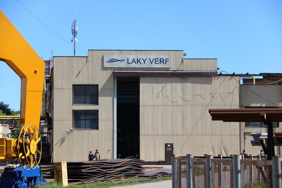 Laky Verf