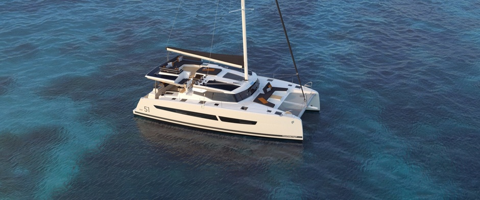 Fountaine Pajot New 51