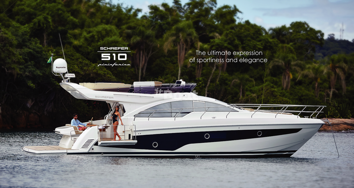 Schaefer Yachts 510 Pininfarina