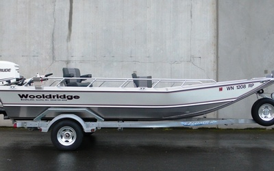 Wooldridge 20' Alaskan II — Каталог itBoat