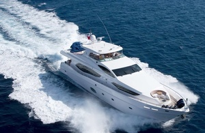 Majesty Yachts 101