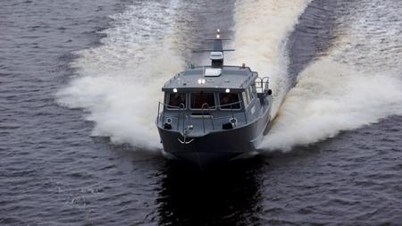 Barents Boats 1100