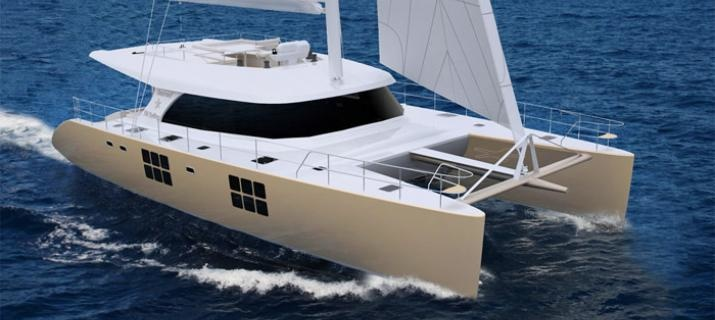 Sunreef 58 Sailing