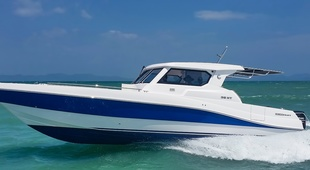 Gulf Craft Silvercraft 36 HT