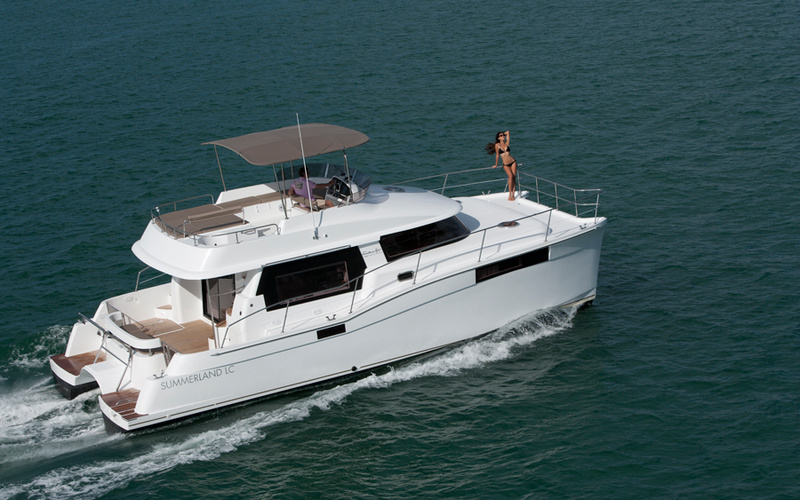 Fountaine Pajot Summerland 40 LC