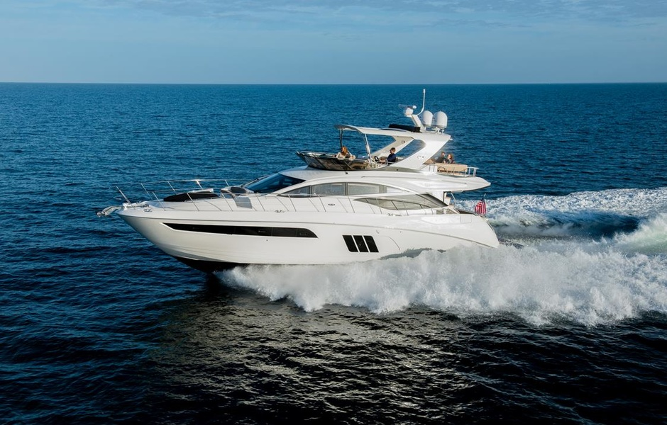 Sea Ray L 590 Fly