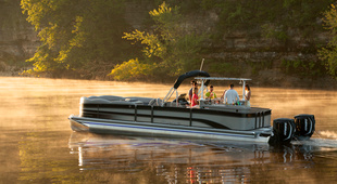 Premier Pontoons Grand Entertainer