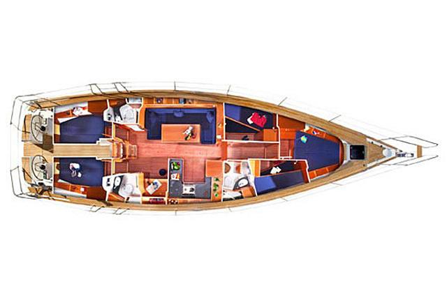 2010, Bavaria Cruiser 51