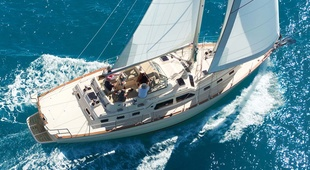 Island Packet Yachts IP 495