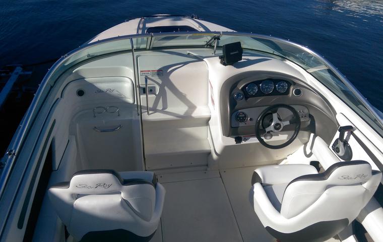 Sea Ray 220 Sun Sport