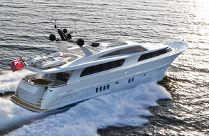 Continental III 25.00 Flybridge