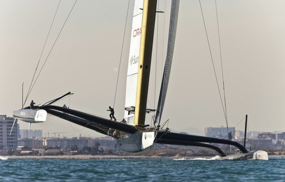 33th America's Cup