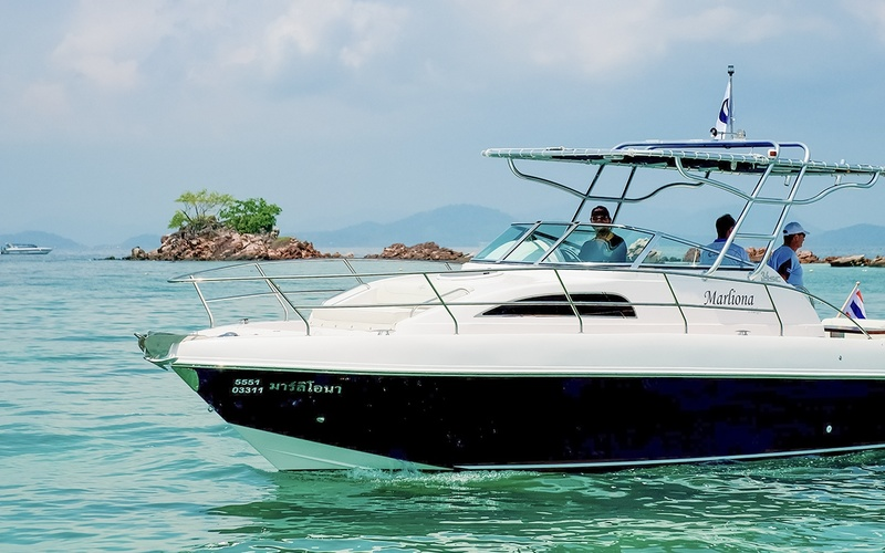 Gulf Craft Silvercraft 34
