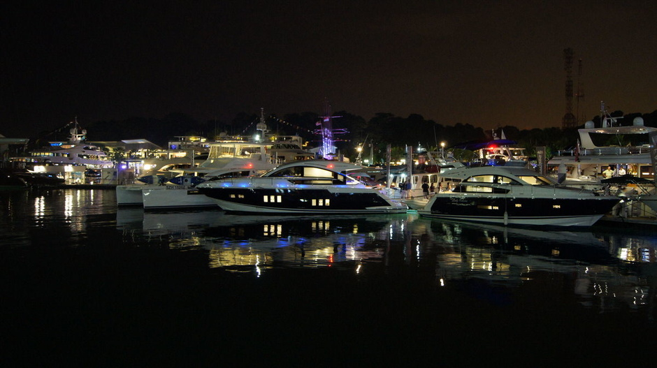 Singapore Yacht Show 2014