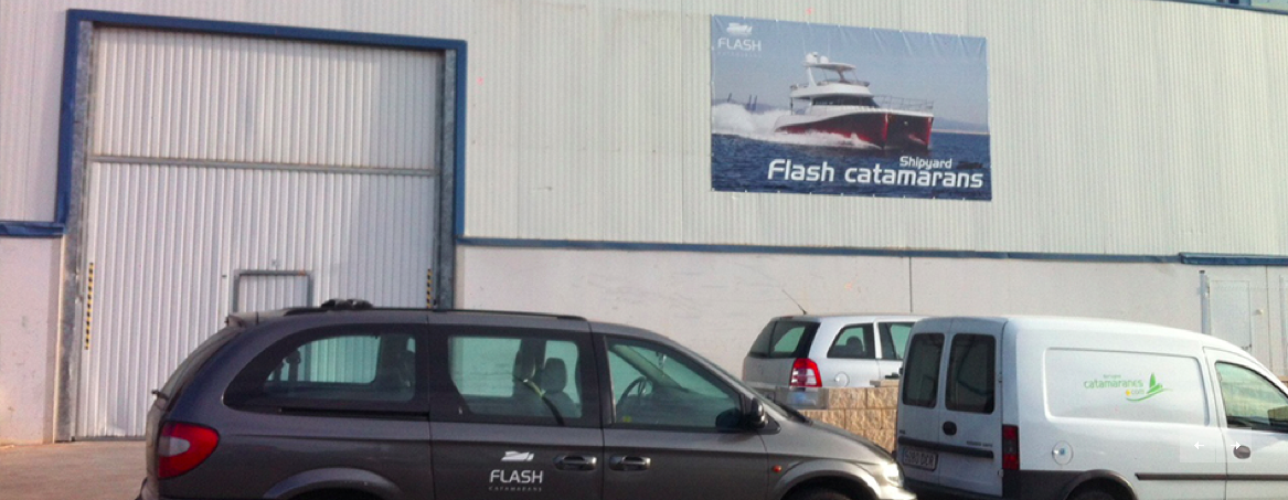 Flash Catamarans