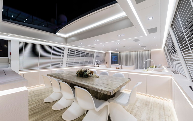 AB Yachts 116
