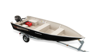 Princecraft Starfish 15